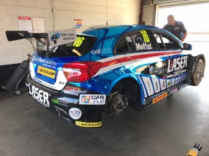 Dunlop Tyre Test Day