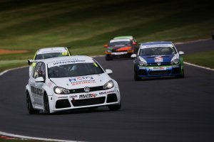 Paul Taylor takes the lead at Brands Hatch