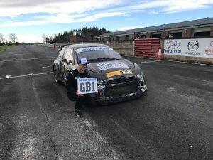 2017 Toyo Tires MSA British Rallycross Champion Heathcote