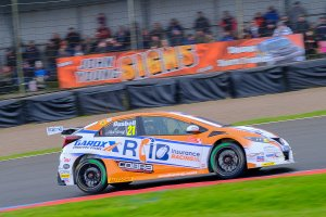 Mike Bushell 1st Race replacing Sam Tordoff