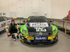 Jack Goff wins at Silverstone