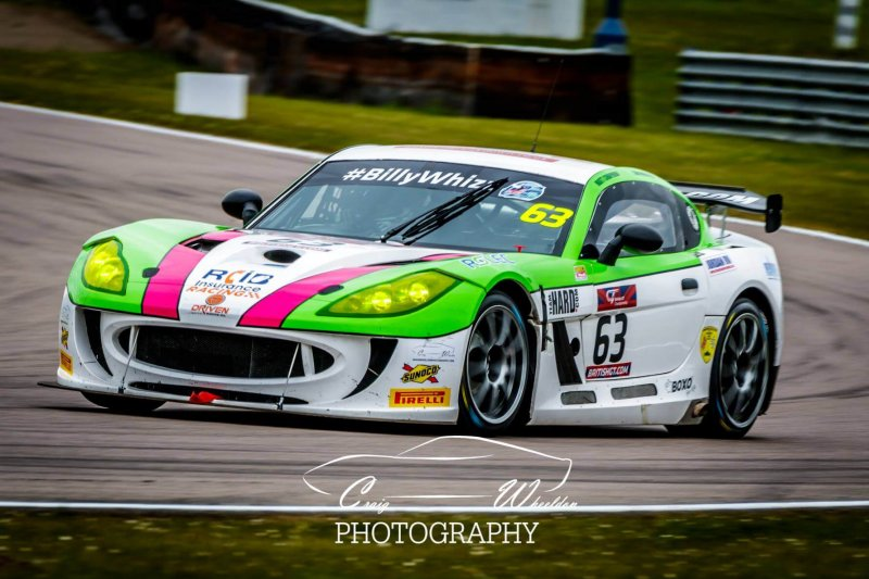 Round 3 of The British GT Championship