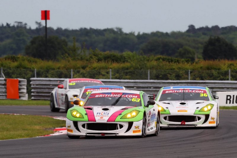 British GT Championship Rounds 6 & 7