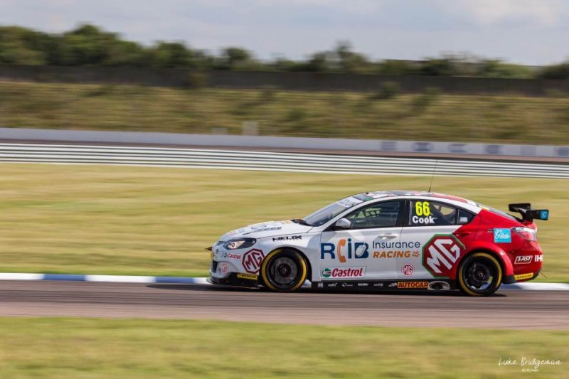 Rockingham BTCC Weekend